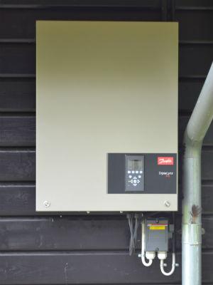 Tlx serien fra Danfoss har en effektivitet på op til 98 % - Solcelller Danfoss